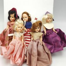 Album of Americana Dolls Plastic Molded Arts Usa Lot 5 Dolly Betsy Ross Fritchie