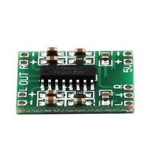 PAM8403 Ultra Miniature Digital Power Amplifier Board Class D 2channelsx3W LE