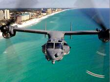 MILITARY AIR CRAFT CHOPPER BELL HELICOPTER CV22 Osprey POSTER ART PRINT BB902B