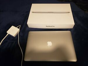MacBook Pro 15 Retina Mid 2012 2.3 GHz i7 8GB 250GB SSD Good Condition READ