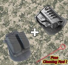 Fobus Beretta PX4 Storm Combo Holster Mag. Pouch Kit - BRS 6910