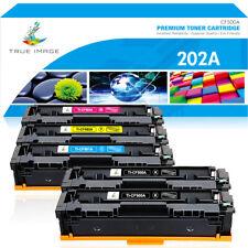 5PK For HP LaserJet Pro M254dw M281cdw M281fdw MFP Color Toner CF500A 202A ink