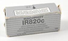Macophot IR820C 120 B&W Infrared Film