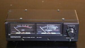 Kenwood SW-2100 SWR/Power Meter