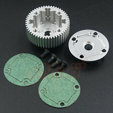 Hot Racing Aluminum Diff Gear & Cover For Team Assoicated RC10 B4 SC10 #SCT38XH