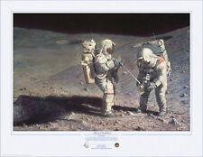 Moonrock-Earthbound by Alan Bean Artist Proof Edition