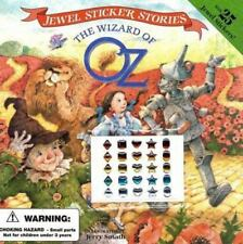 The Wizard of Oz (Jewel Sticker Stories)