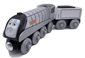 Thomas & Friends Wooden Railway Spencer and Tender Y4074