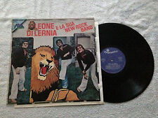 Leone di Lernia e la sua new band rock - LP