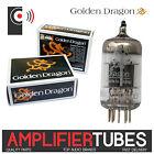 GOLDEN DRAGON Preamp E83CC / 12AX7 / ECC83 Tube /valve Premium Valves / tubes