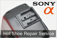 Sony Flash Shoe Part Repair Service HVL-F58AM, HVL-F56AM, HVL-F43AM, HVL-F20AM