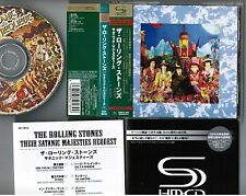 ROLLING STONES Their Satanic Majesties JAPAN SHM-CD CD UICY-90745 W/OBI+INSERT