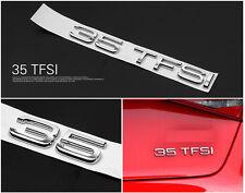 E741 35 TFSI Emblem Badge auto aufkleber 3D Schriftzug Plakette car Sticker Neu