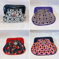 VERA BRADLEY 'Charmed Pouch' - Multiple Patterns - 'Frill Collection'