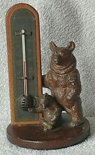 Black Forest Bear & Cub Thermometer