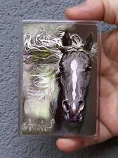 Horse Art Fridge or Office Magnet Print of Original Painting painted byS.Hahonin