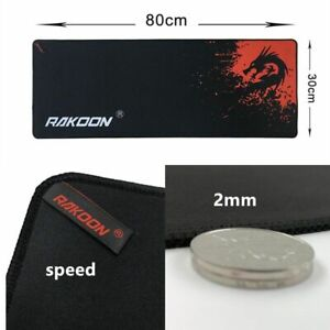 Gaming Mouse Pad Non-Slip Extra Large Pad Big Computer For Pro Gamers PC Laptop