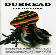 DUBHEAD VOLUME ONE - CD - SHIVER RECORDS SAMPLER