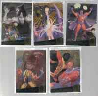 VTG 1994 Marvel Fleer Ultra Limited Edition You Pick Your Card >>FREE SHIPPING<<