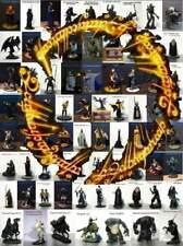 Eaglemoss Lord of the Rings Herr der Ringe #104-180+ De Agostini New Line Cinema