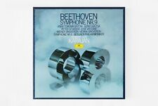 LP Beethoven Symphonie Nr.8 Nr.9 Berliner Philharmoniker (2 LP Box Set, 1977)