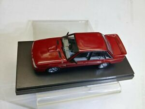 HDT Peter Brock VL Group A Permanent red HSV Limited Edition 1:43 BIANTE
