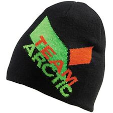 Arctic Cat Youth Race Team 100% Acrylic Breathable Knit Beanie - Orange 5299-004
