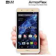 Blu Energy X Plus E030 ArmorFlex Protective Phone Case cover forro Gold white