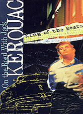 On the Road with Jack Kerouac: King of the Beats DVD, 2003, Sealed