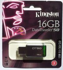 16GB Kingston DT50 USB 3.1 - ships in 3 hours from Sydney
