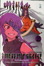 MANGA - Mirai Nikki N° 2 - Point Break 146 - Star Comics - ITALIANO NUOVO
