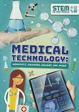 Medical Technology: Genomics, Growing Organs an, Wood Paperback.