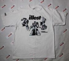 Illest Shirt Adult Medium Transformers A6
