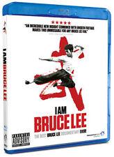I AM BRUCE LEE - BLU-RAY - REGION B UK