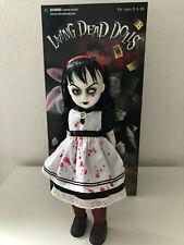 Living Dead Dolls SADIE as ALICE (Variant) Puppe wie neu!