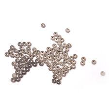 100pc Mini Miniature Ball Bearings Deep Groove Bearing 1x3x1mm