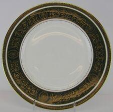 Royal Doulton Fine Bone China, Vanborough-Green (H4992) Pattern, Dinner Plate