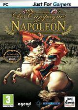 24333// LES CAMPAGNES DE NAPOLEON  POUR PC NEUF