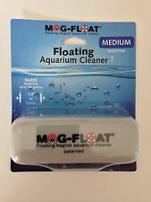 Mag Float 125 Magnetic Floating Aquarium Cleaner for Glass Fish Tank Size Medium