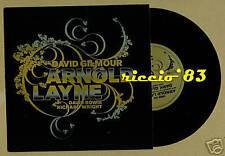 "David Gilmour Bowie Wright Arnold Layne 7"" LP VINILE  mint"