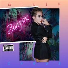 MILEY CYRUS - BANGERZ MUSIC CD BRAND NEW STILL SEALED (EXPLICIT CONTENT)