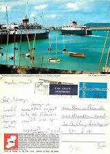 Ireland - Mailboat and Ferryboat, Dun Laoghaire Harbour Co. Dublin (S-L XX267)