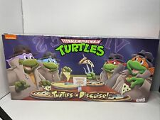 NECA TMNT Turtles in Diguise 4 pack Sealed
