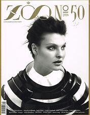 ZOO Magazine #50 2016 LINDA EVANGELISTA Lewis Hamilton DAPHNE GROENEVELD @New@