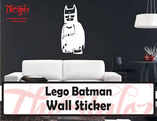 Lego Batman Custom Vinyl Wall Sticker