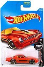 2017 Hot Wheels - Camaro Fifty - '81 Camaro - Orange - #4/5 - #361/365
