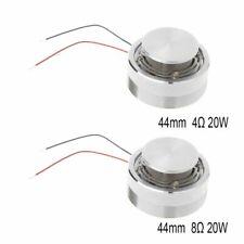 Audio Speaker Full Range Vibration Speakers Loudspeaker Portable Bass Resonance