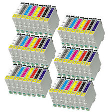 48 Compatible Ink Cartridges for Epson Stylus Photo R800 R1800