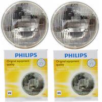 Philips High Beam Headlight Light Bulb for Cadillac Escalade SRX Seville vv