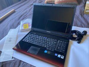 """Samsung R610 - 16 """" Intel Core 2 Duo T5800 - DD 250 Go- Pour pièces détachées"""
